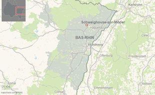 Alsace: Suspecté d'avoir tué son ex, un homme est en fuite