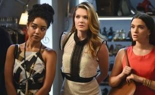 Kat, Sutton et Jane, les trois super héroïnes de la série «The Bold Type»
