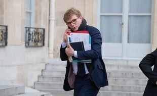Marc Fesneau est le ministre chargé des relations avec le Parlement depuis octobre 2018.