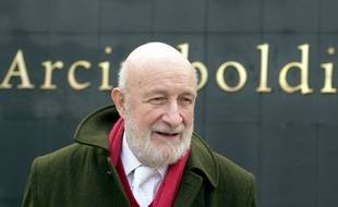 Vittorio Gregotti est décédé dimanche d'une pneumonie liée au coronavirus.
