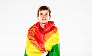 Martin Collin est le seul joueur ouvertement gay de MLS