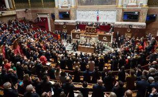 Des défenseurs de la cause animale ont fait irruption à l'Assemblée nationale