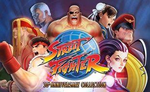 «Street Fighter - 30th Anniversary Collection» regroupe 12 jeux cultes pour les 30 ans de la saga