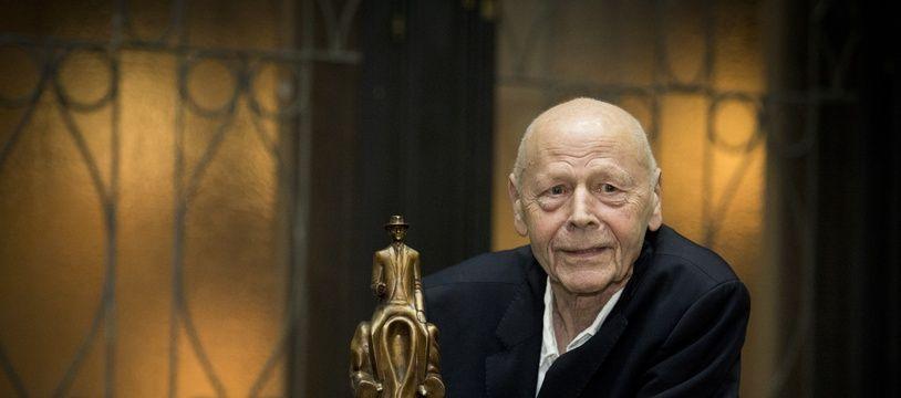 L'écrivain Pierre Michon a reçu le prix Franz Kafka.