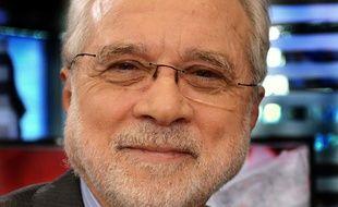 Louis Caprioli, ancien sous-directeur chargé de la lutte contre le terrorisme a la DST, plus connue sous le nom de DST et conseiller spécial chez GEOS, le 10 janvier 2011 sur le plateau de LCI.