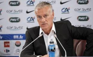 Le sélectionneur de l'équipe de France Didier Deschamps a espéré mercredi une prise de conscience de la part de Jérémy Ménez, de retour en bleu pour les rencontres de qualifications au Mondial-2014 après avoir purgé un match de suspension pour son comportement à l'Euro-2012