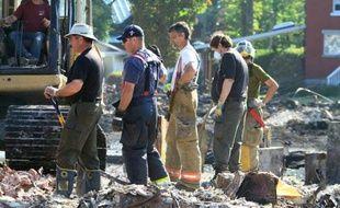 Des cérémonies à la mémoire des 50 morts et disparus dans l'accident ferroviaire, qui s'est produit il y a une semaine à Lac-Mégantic au Canada ont débuté vendredi et se sont poursuivies samedi dans plus d'une soixantaine de municipalités.