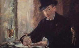 Le tableau « Chez Tortoni » d'Edouard Manet fait partie de la liste des toiles volées le 18 mars 1990 à l'Isabella Stewart Gardner Museum de Boston (Etats-Unis).