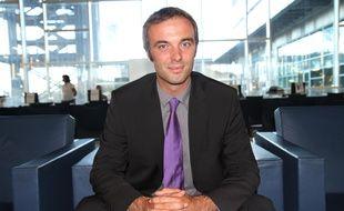 Michaël Delafosse (PS)