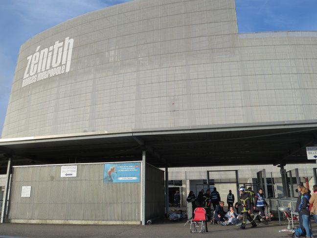 Une simulation d'attentat a eu lieu au Zénith de Nantes