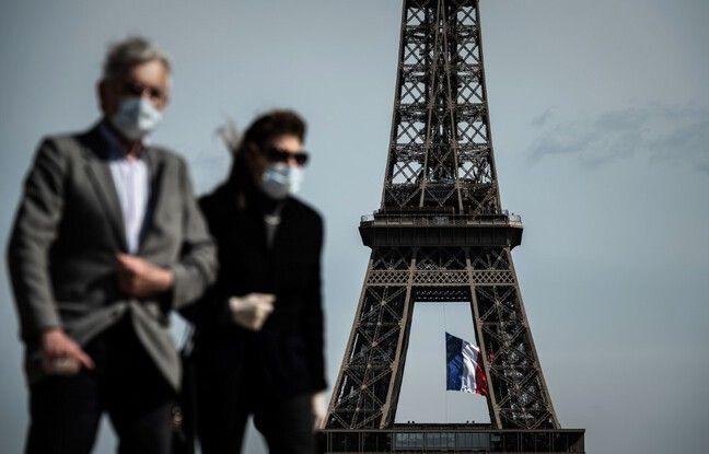 <div>Coronavirus : L'obligation de port du masque à Paris étendue à de nouveaux quartiers</div>