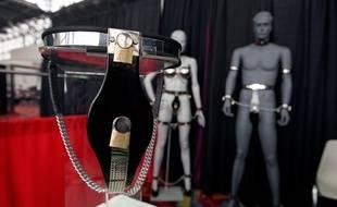 Voilà à quoi ressemble une ceinture de chasteté.