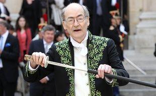 FrançoisWeyergans avait intégré l'Académie française en 2009.