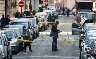 Une bombe a explosé mercredi 21 mars devant l'ambassade d'Indonésie, à Paris.