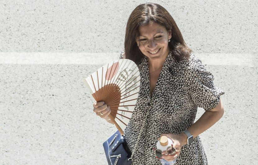 Municipales à Paris: Anne Hidalgo maintient le suspens sur sa candidature