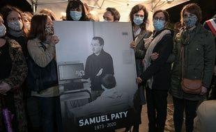 Quatre nouveaux collégiens ont été mis en examen après l'assassinat de Samuel Paty