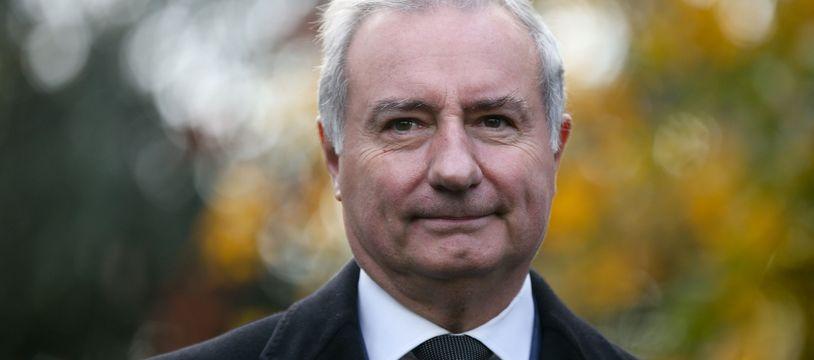 Jean-Luc Moudenc, le maire LR de Toulouse.