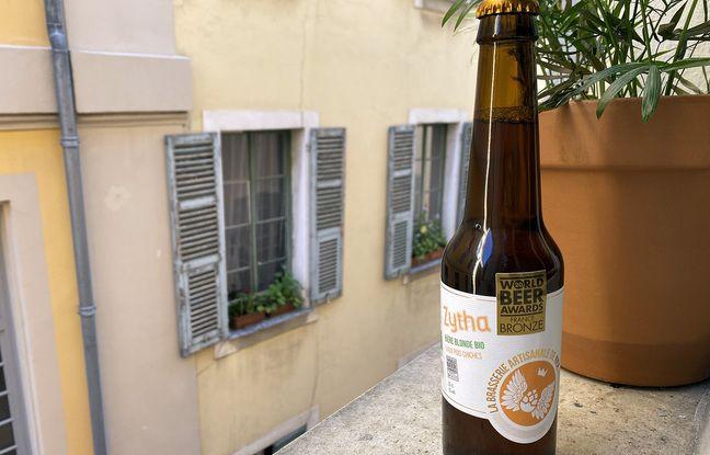 La bière aux pois chiches de la Brasserie artisanale de Nice a reçu la médaille « World beer », une distinction internationale