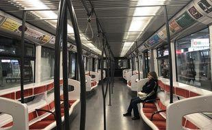 les TCL vont réajuster leur offre de transports dès lundi à Lyon.
