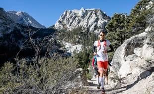 François D'Haene a réalisé l'un des plus grands exploits de sa carrière en octobre, en explosant le record du John Muir Trail (Etats-Unis).