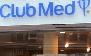 Une enseigne du Club Med