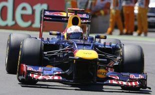 L'Allemand Sebastian Vettel (Red Bull), après un début de saison presque décevant pour un double champion du monde en titre, est en train de redevenir l'homme à battre dans le championnat 2012 de Formule 1: il partira en pole position dimanche au Grand Prix d'Europe.