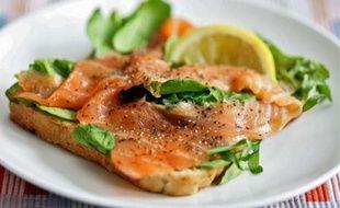 Le saumon sauvage est «meilleur et moins cher que le saumon bio d'élevage».