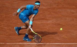 Nadal a remporté le premier set face à Del Potro.