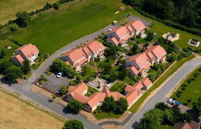 Le village d'enfants d'Amilly (dans le Loiret) de la fondation Enfance.