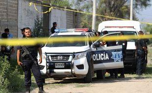 Un agent de la police mexicaine (image d'illustration).