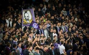 Supporters de Toulouse