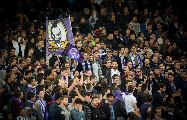 Toulouse: Les ultras du TFC soupçonnés d'usage de fumigènes interdits de stade pendant six mois, jusqu'à leur procès