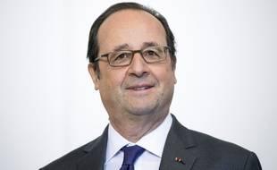 François Hollande en Corrèze le 7 janvier 2017