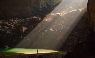 La caverne Hang Son Doong au Vietnam.
