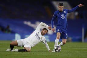 Eden Hazard est encore passé au travers face à ses anciens équipiers.