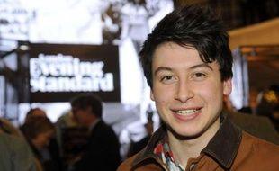 Nick D'Aloisio, 17 ans, créateur de l'app Summly, rachetée par Yahoo.