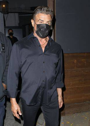 Sylvester Stallone, le 25 mai, à West Hollywood.