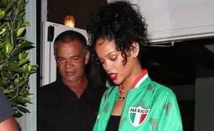 Ronald Fenty et sa fille, Rihanna