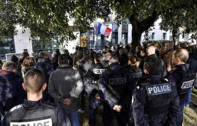 Policier tué près de Lyon: Hommage à Franck Labois vendredi à la préfecture en présence de Christophe Castaner