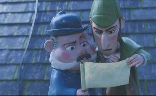 Sherlock Gnomes de John Stevenson