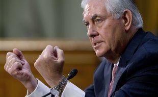 L'ancien patron d'ExxonMobile, Rex Tillerson, devrait être confirmé comme secrétaire d'Etat par un vote au Sénat.