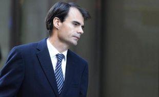 Le juge espagnol Pablo Ruz de l'Audience nationale à Madrid le 5 décembre 2013