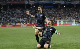 Modric a fait le break