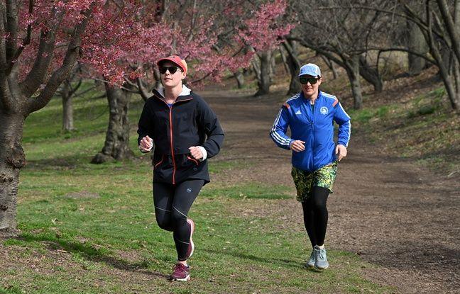 Coronavirus: Vous préparez un marathon? Comment vous adaptez-vous au confinement?