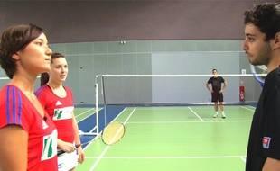 Friday Sport Badminton