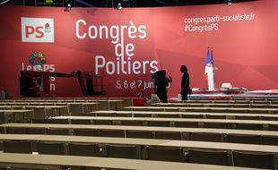 Préparatifs au Congrès de Poitiers.