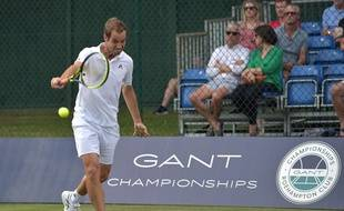 Richard Gasquet partira favori de ce match