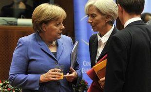 Le Fonds monétaire international a lancé vendredi un appel du pied à la Banque centrale européenne, au moment où plusieurs gouvernements de la zone euro l'appellent à contribuer aux ressources de l'institution de Washington.