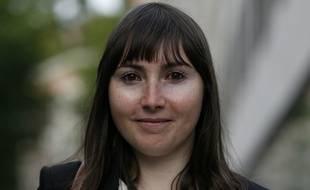 Emilie Guerel, candiate LREM dans le Var.