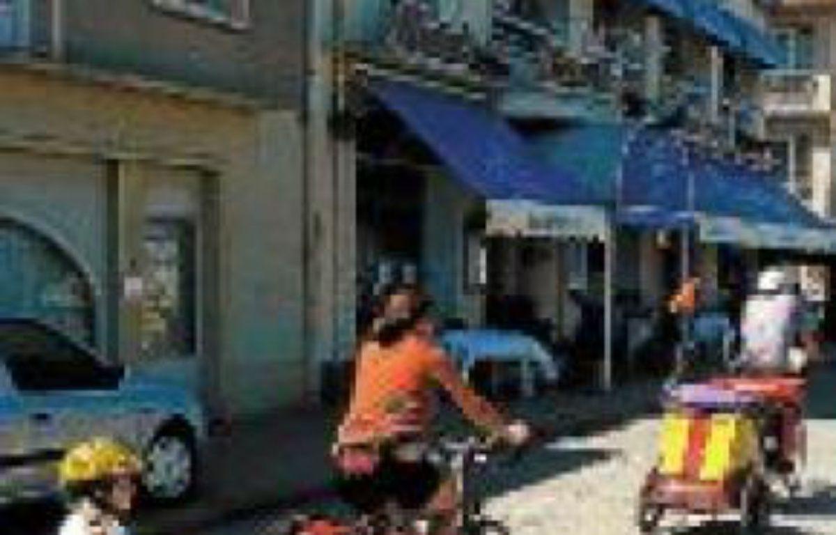 Le tourisme à vélo représente un important potentiel pour l'Alsace. –  g. varela / 20minutes
